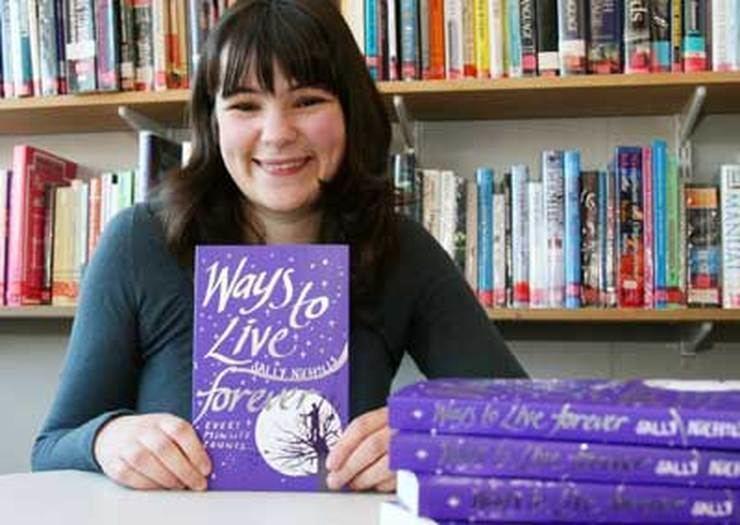 Sally Nicholls Interview with AwardWinning Author Sally Nicholls