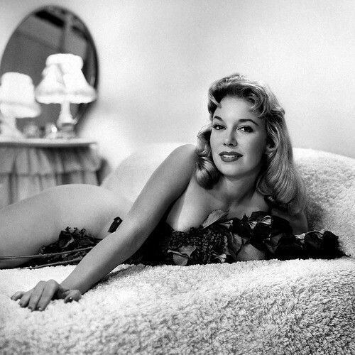 Sally Todd Sally Todd Playboy39s Playmate of the Month February 1957
