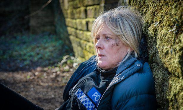 Sally Wainwright Happy Valley writer Sally Wainwright on screen violence