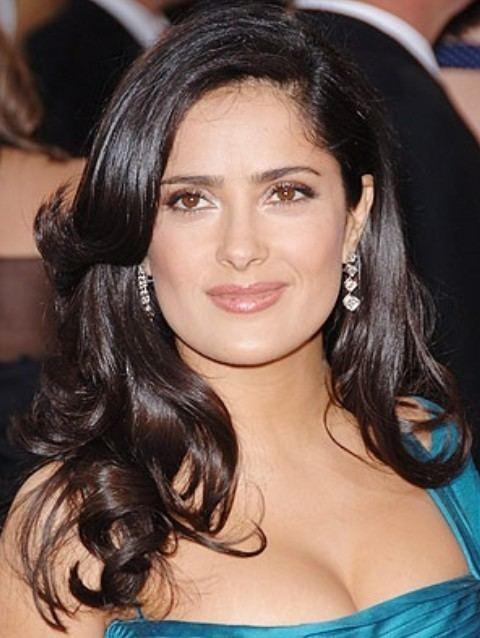Salma Hayek Top 26 Salma Hayek Hairstyles Pretty Designs