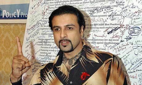 Salman Ahmad Rock against religious fanaticism Music The Guardian