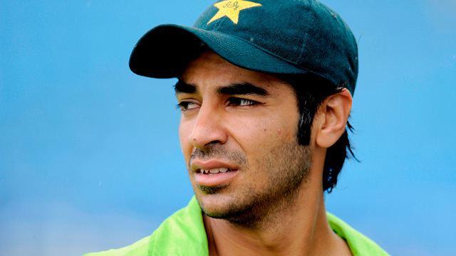 Salman Butt (Cricketer)