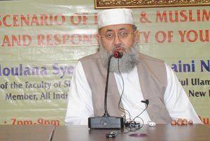 Salman Husaini Nadwi Karnataka Muslims Islamic scholars of the world are with DrMorsi