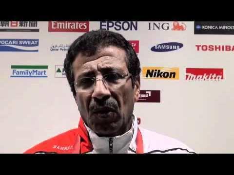 Salman Sharida Post Match Interview Salman Sharida Bahrain YouTube