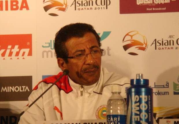 Salman Sharida Bahrain Coach Salman Sharida Rues Missed Opportunities Against