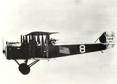 Salmson 2 Salmson 2 A2 a two seat heavy observation aircraft