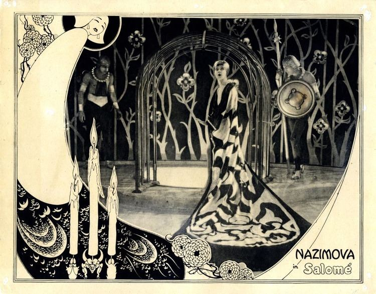 Salomé (1923 film) 1000 images about costumier natacha rambova on Pinterest