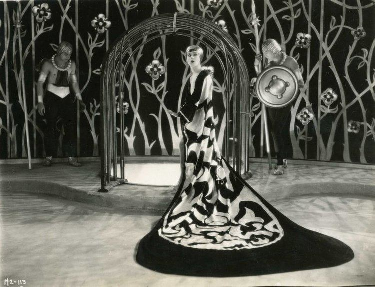 Salomé (1923 film) Alla Nazimova in Salom 1923 Silent Avantgarde Picture Film