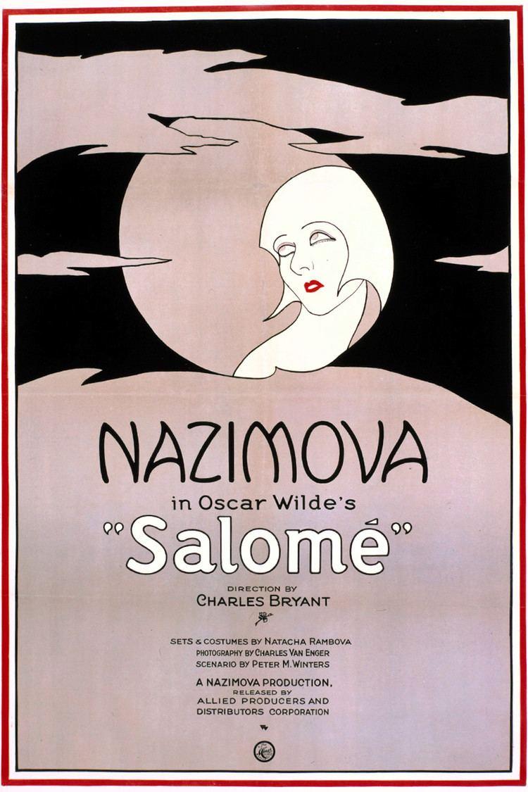 Salomé (1923 film) wwwgstaticcomtvthumbmovieposters104374p1043