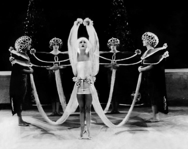 Salomé (1923 film) Salom 1923 at the Purcell Room 9 February 2012 Silent London