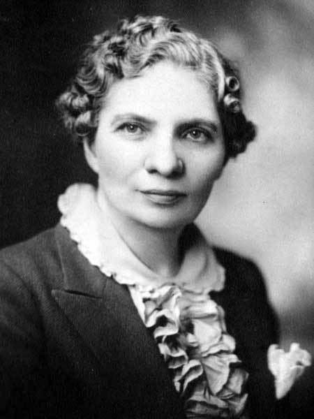 Salome Halldorson Memorable Manitobans Elin Salome Halldorson 18871970