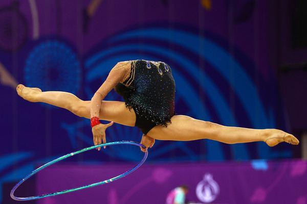 Salome Pazhava Salome Pazhava Pictures Gymnastics Day 7 Baku 2015