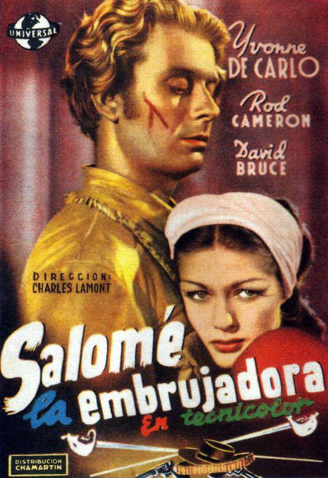 Salome, Where She Danced Salome Where She Danced