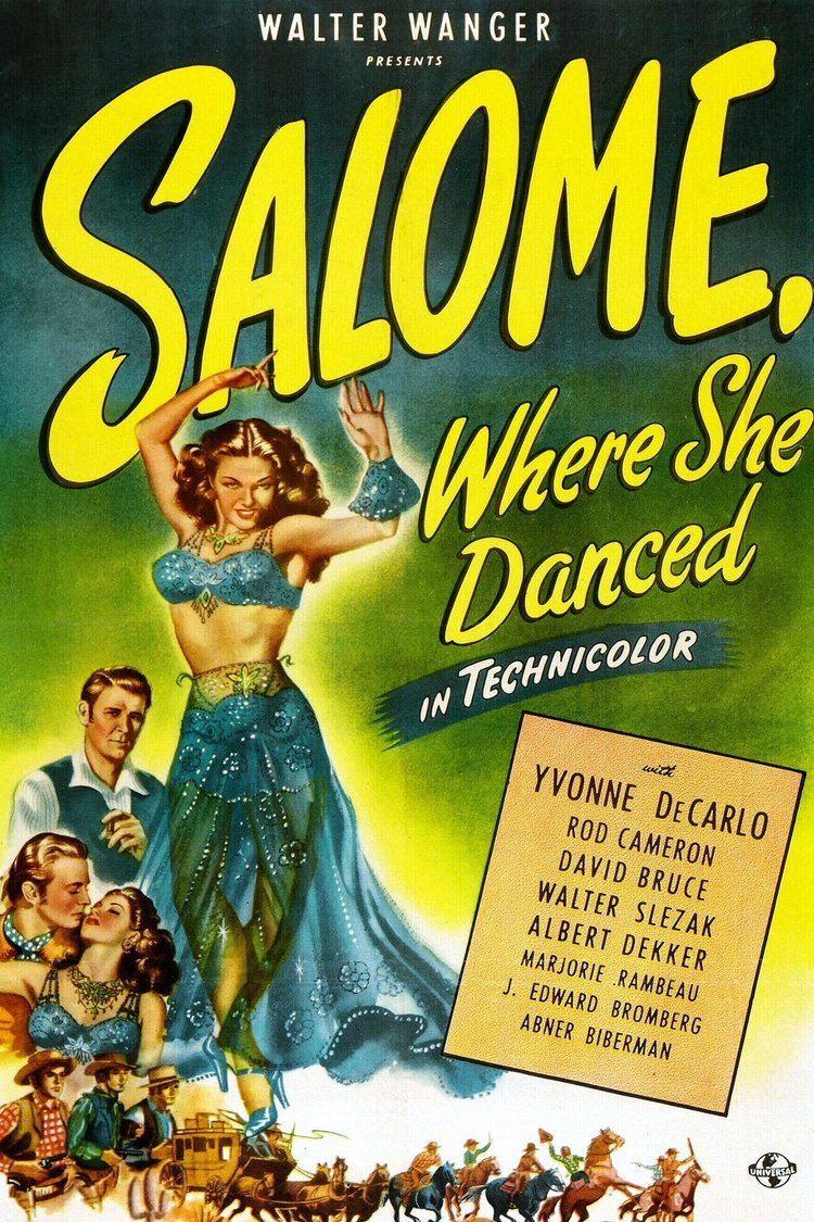 Salome, Where She Danced wwwgstaticcomtvthumbmovieposters6095p6095p