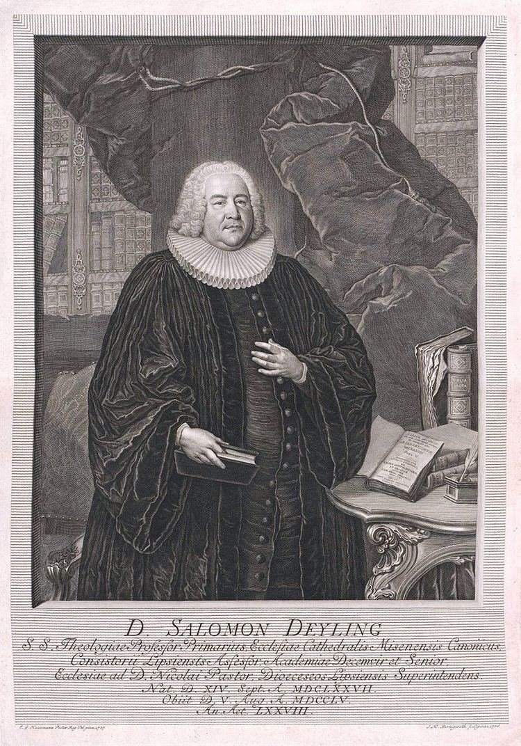 Salomon Deyling