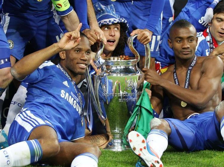 Salomon Kalou Exclusive Salomon Kalou talks Chelsea Champions League and his