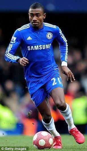 Salomon Kalou Chelsea striker Salomon Kalou reveals I have still got the scars