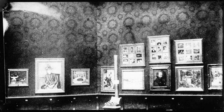 Salon d'Automne FileSalon d39Automne 1904 Salle Czannejpg Wikimedia Commons