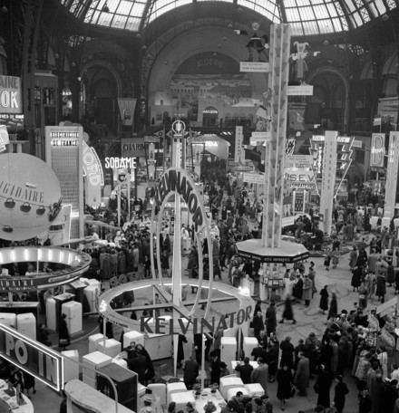 Salon des arts ménagers Le Salon des arts mnagers 1926 1960 RMN Grand Palais