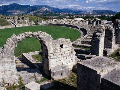 Salona Croatia View Best Croatian Destinations