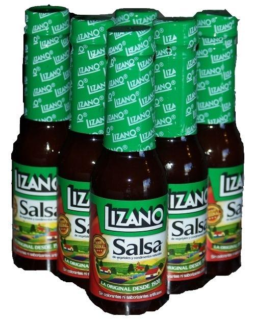 Salsa Lizano Lizano Salsa Sauce