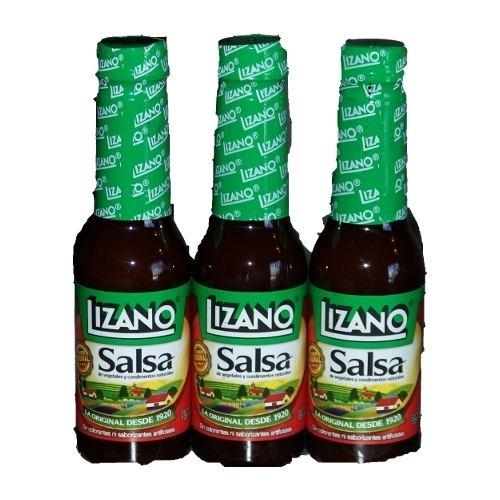 Salsa Lizano wwwlizanositecomimgsLizanoSalsaSauce135mLThre