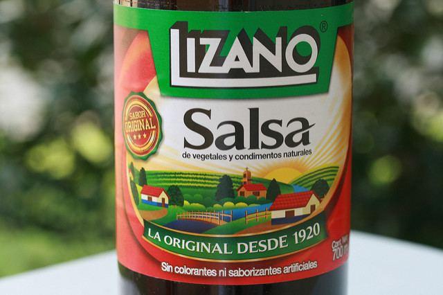 Salsa Lizano Food Librarian