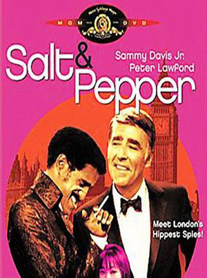 Salt and Pepper (film) DVD REVIEW SALT PEPPER 1968 STARRING SAMMY DAVIS JR AND