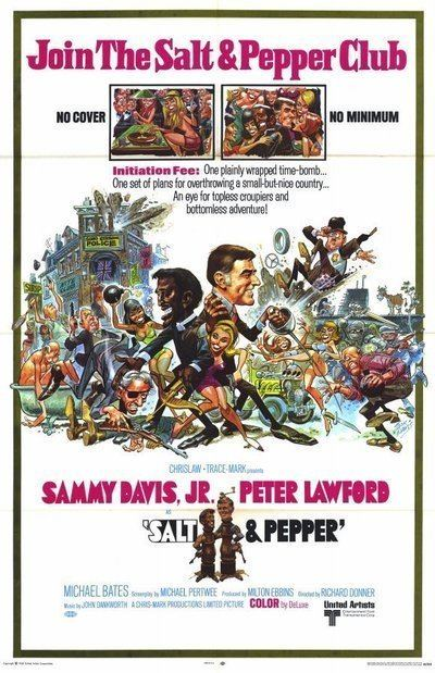Salt and Pepper (film) Salt and Pepper Movie Review Film Summary 1968 Roger Ebert