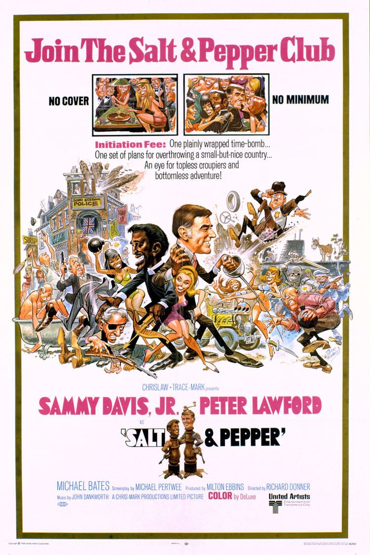 Salt and Pepper (film) wwwgstaticcomtvthumbmovieposters44960p44960