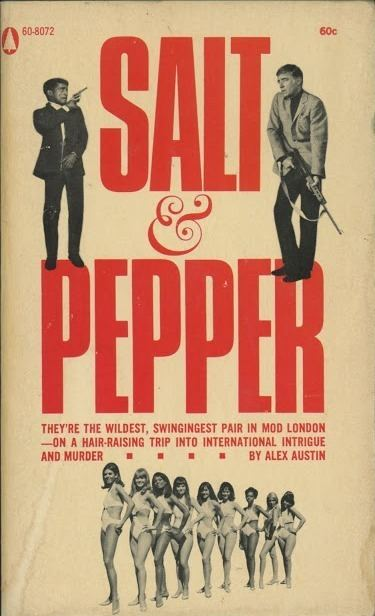 Salt and Pepper (film) Film Thoughts Director Report Card Richard Donner 1968