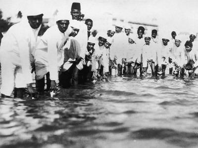 Salt March The Salt March Why did Gandhi march 240 miles for salt