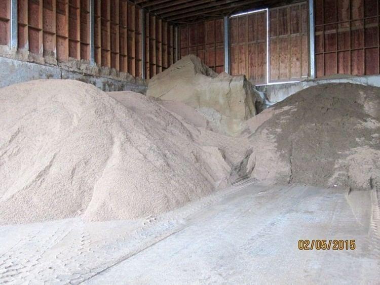 Salt storm UPDATE Southbury Has Enough Salt for the Next Storm Top Official