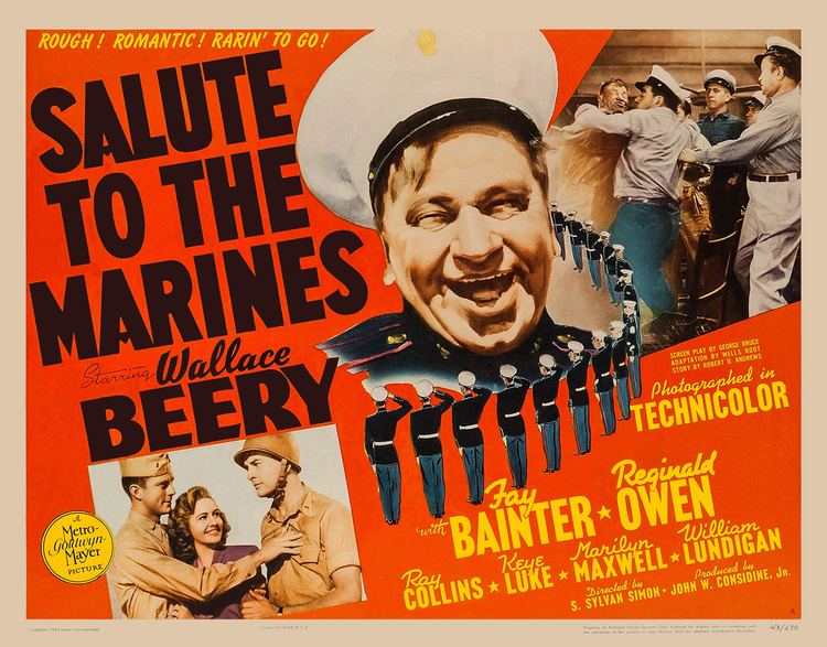 Salute to the Marines Salute to the Marines