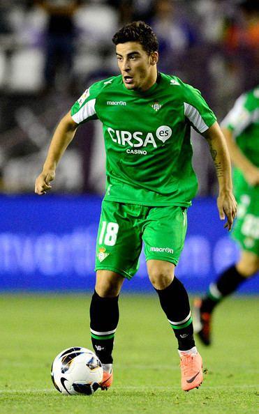 Salvador Agra Salvador Agra Pictures Real Valladolid CF v Real Betis