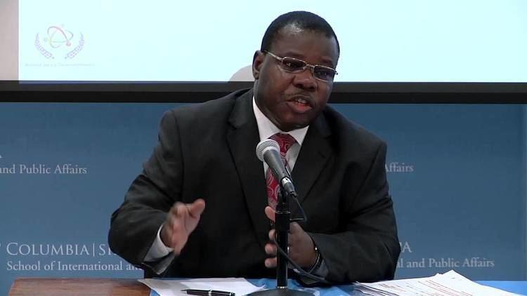 Salvador Namburete CGEP Salvador Namburete Energy Minister Mozambique YouTube