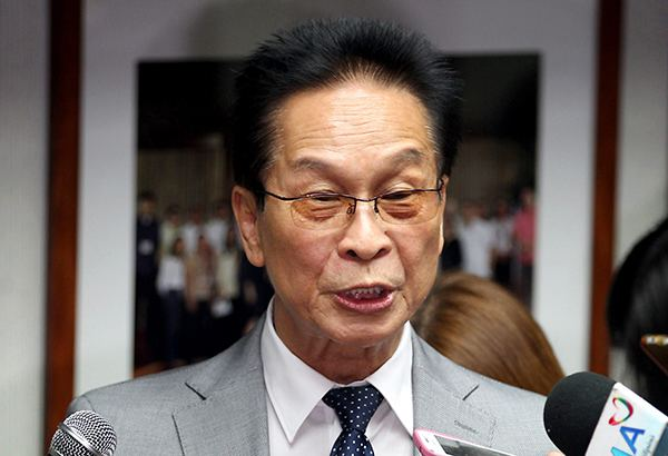 Salvador Panelo The President39s Men and Women Panelo Expert in highprofile cases