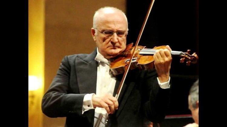 Salvatore Accardo Nicolo Paganini Violin Concerto No 5 By Salvatore