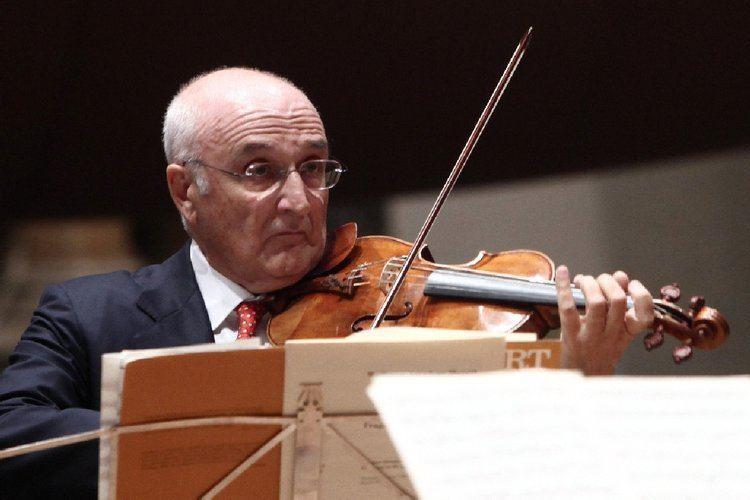 Salvatore Accardo Salvatore Accardo and the Spirit of Paganini The Listeners Club