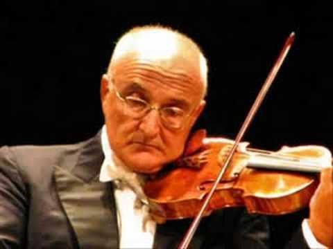Salvatore Accardo Salvatore Accardo plays Paganini Caprice No 24 YouTube