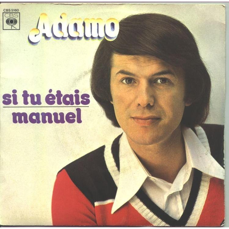 Salvatore Adamo Si tu tais Manuel by ADAMO SALVATORE SP with