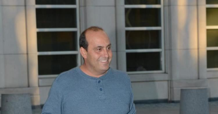 Salvatore Avellino Gangster accused of using goons to force deadbeat to pay up NY