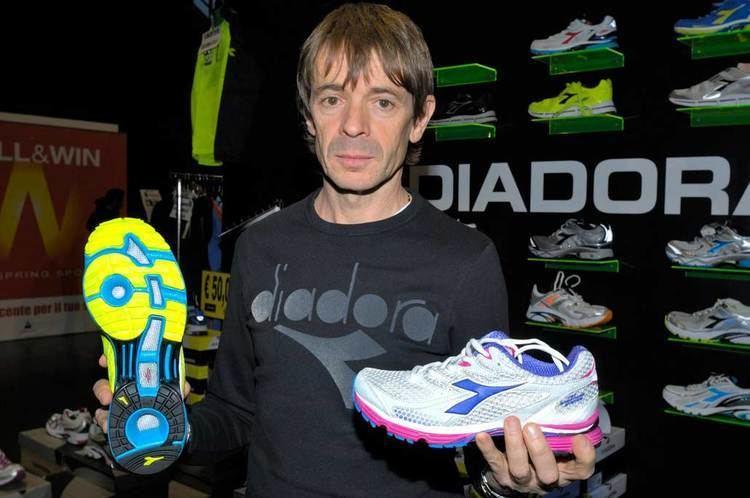 Salvatore Bettiol Salvatore Bettiol e le nuove Diadora Runner39s World