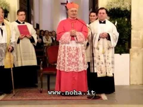 Salvatore De Giorgi Noha 29092010 Discorso del Cardinale Salvatore De Giorgi San