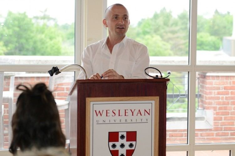 Salvatore Scibona 90 Writers Participate in the Wesleyan Writers Conference News
