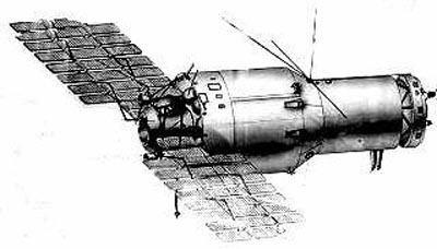 Salyut 3 Assembly Sequence of the Space Station Salyut 3 Almaz 2 Gunter39s