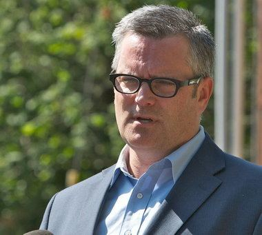 Sam Adams (Oregon politician) Mayor Sam Adams frets about security costs for planned GOP