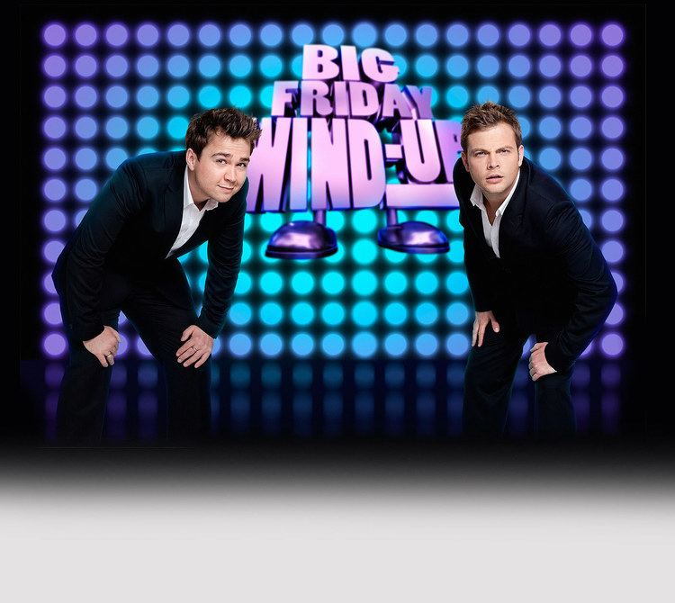Sam & Mark's Big Friday Wind-Up Book Tickets For Sam amp Mark39s Big Friday WindUp Applausestore