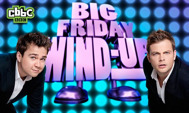 Sam & Mark's Big Friday Wind-Up wwwapplausestorecomimagesshowlargeSampMLARGEjpg