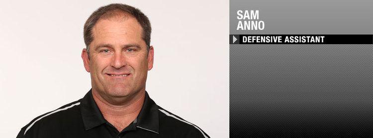 Sam Anno Oakland Raiders Sam Anno